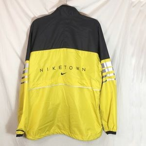 Nike Jackets & Coats - Vintage Niketown Men's Nike Windbreaker Jacket